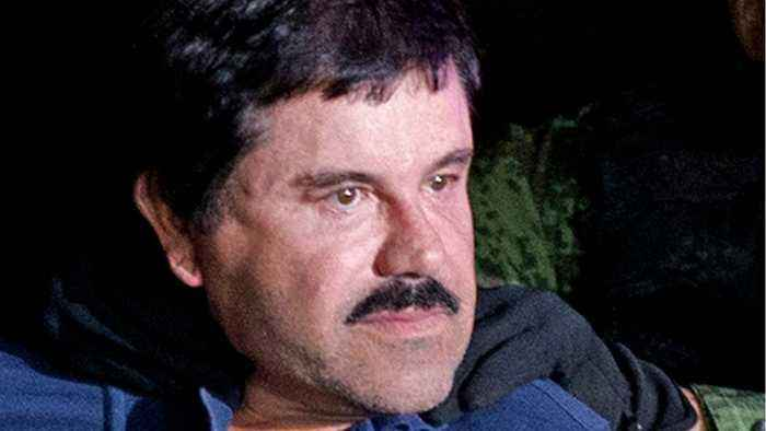 As 'El Chapo' Cools His Heels In Prison, Cartels Gear Up For Their Next Narco War