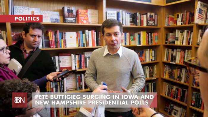 Pete Buttigieg Is Moving Up Strongly In The Polls
