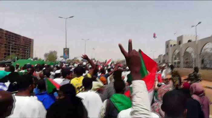 Sudan's military holds talks with protesters as curfew lifted