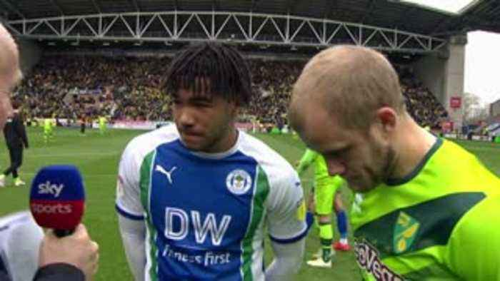 Wigan and Norwich settle for point