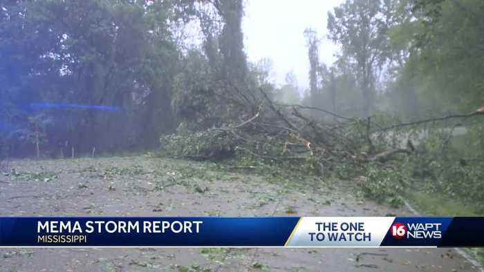 Storm recovery continues as damage is being reported across the state