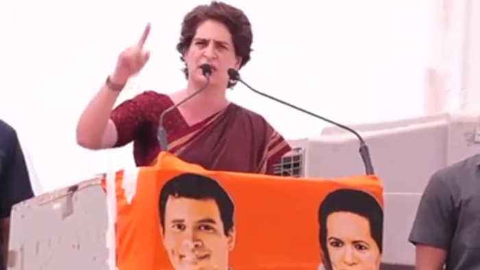 When Priyanka Gandhi praised BJP's strong campaign, know why ? | Oneindia News