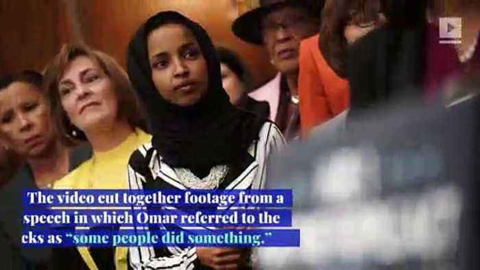Rep. Ilhan Omar Says She's Receiving More DeathThreats Due to Donald Trump
