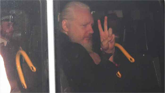 Ecuador's Moreno: Assange Tried To Use Embassy To Spy