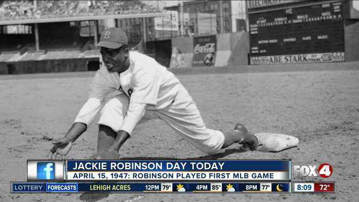 MLB players to wear #42 to honor Jackie Robinson Day