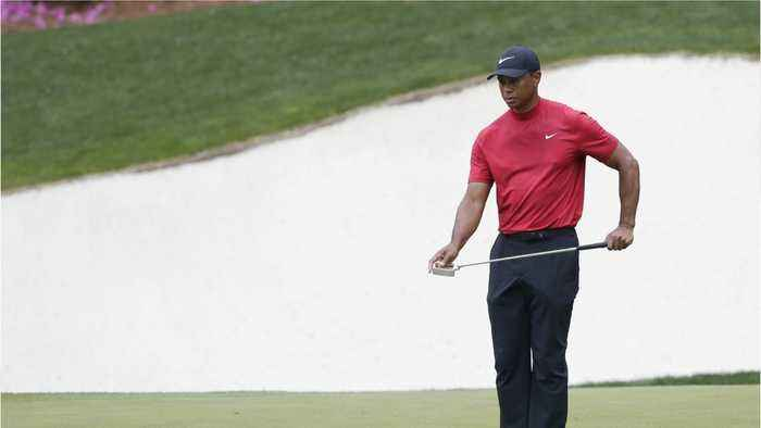 Tiger Woods To Get Presidential Medal Of Freedom From Trump