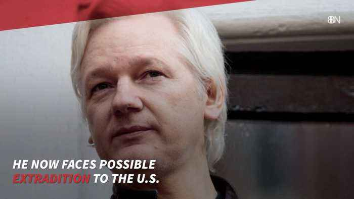 Julian Assange May Be On His Way To The USA Soon