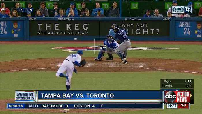 AL East-leading Tampa Bay Rays opening just fine so far in 2019