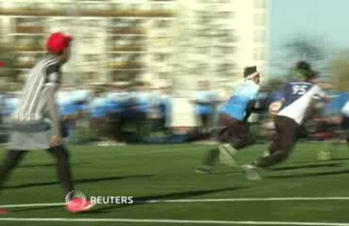 Berlin Bluecaps crowded European Quidditch champions