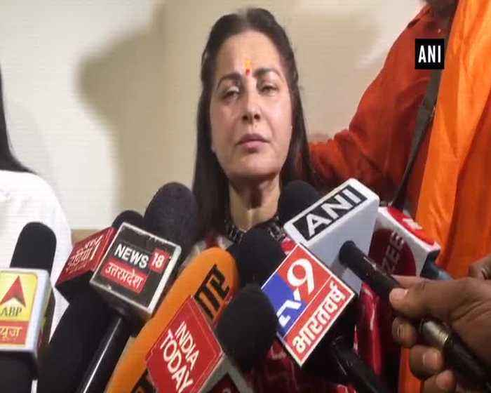 It isn't new for me, but he has crossed his limits this time Jaya Prada on Azam Khans remark on her