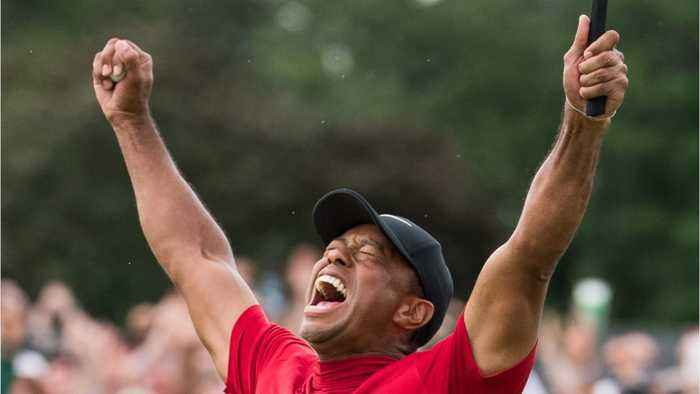 Serena Williams Cried Watching Tiger Woods Win The Masters