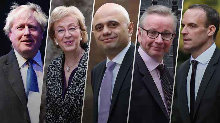 Tory leadership race: Who is in contention?