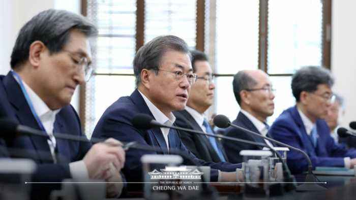 S. Korea Willing to Participate in Another Summit With North