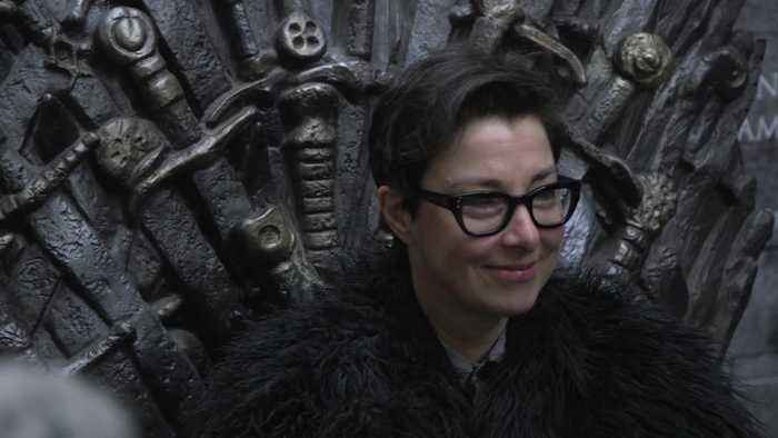Sue Perkins: Nobody could have predicted Game Of Thrones success
