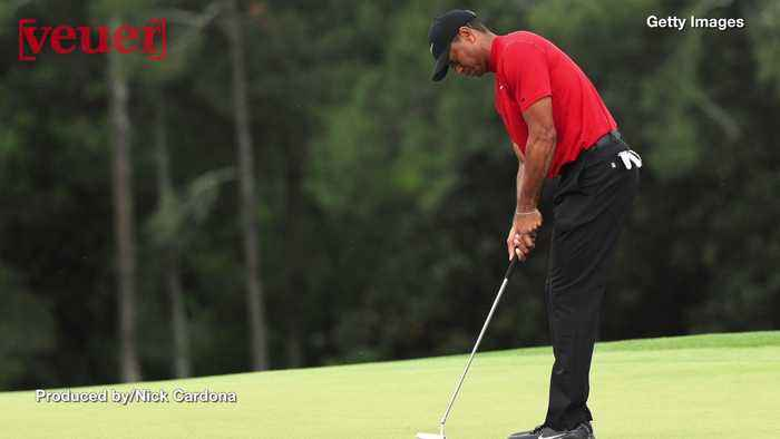 Tiger Woods' Two Second Putt to Win The Masters Earns Nike $22.5 Million