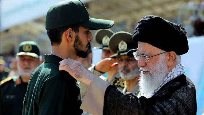 Iran's Revolutionary Guard Corps Is Now Considered A Terrorist Organization By U.S.