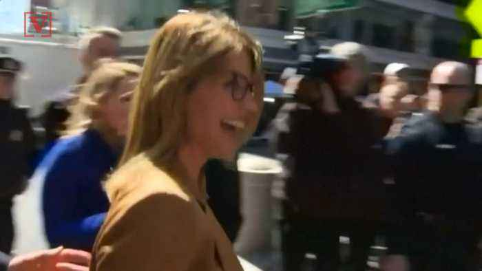Report: Lori Loughlin, Husband Mossimo Giannulli Pleading Not Guilty in College Scandal