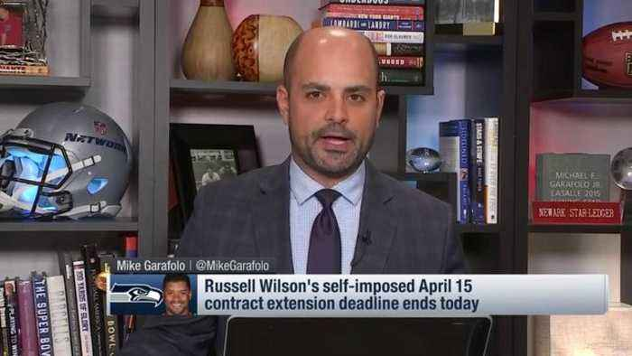 NFL Network's Mike Garafolo: Seattle Seahawks quarterback Russell Wilson's situation could be heading the Kirk Cousins route