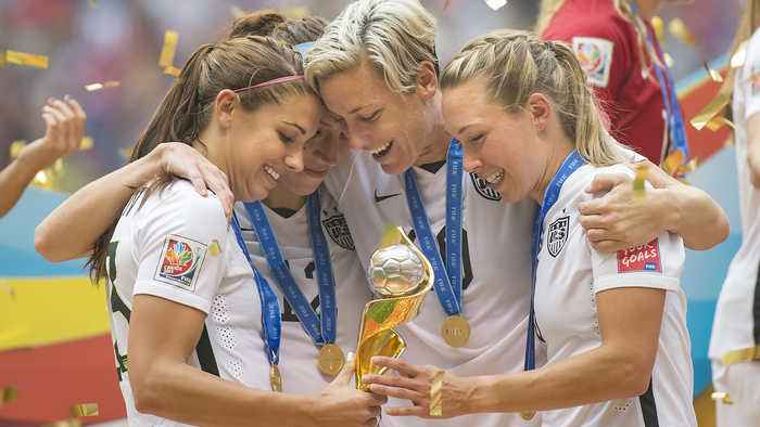 History of the Women's World Cup