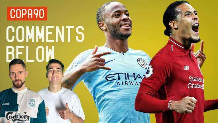 Should Sterling Win Player Of The Year Over Van Dijk? | Comments Below