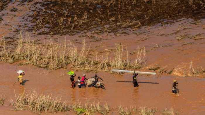 Cyclone Idai's Death Toll Continues to Climb