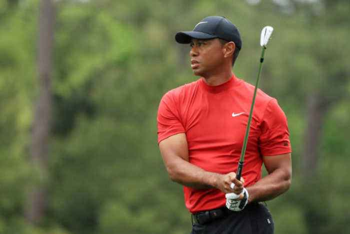 CBS Scores Historic Golf Ratings Thanks to Tiger Woods