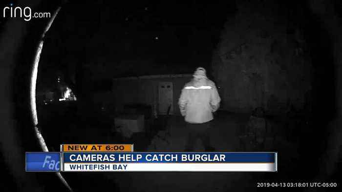 Home security cameras help land Whitefish Bay career crook
