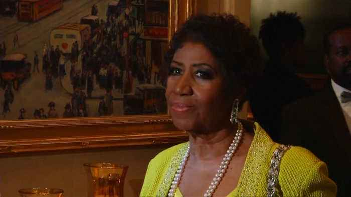 Aretha Franklin to be honoured with special Pulitzer