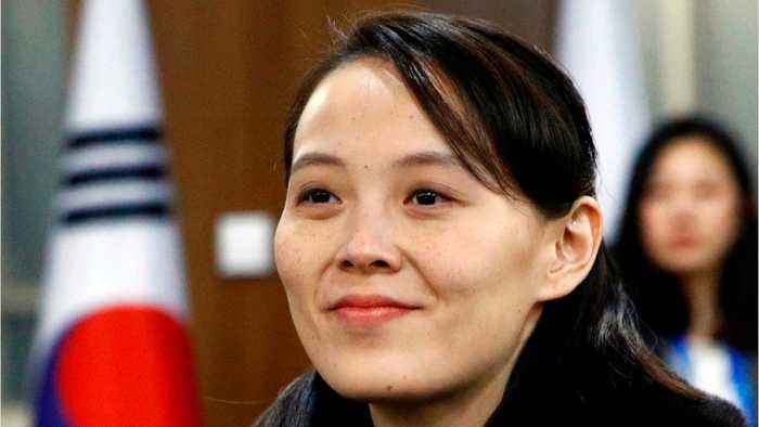 Kim Jong Un's Sister May Have Been Booted From Ruling Body