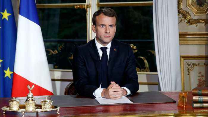 French President Macron Hopes to Rebuilt Notre-Dame In Five Years