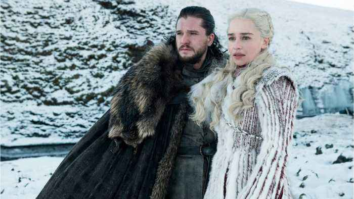 Kit Harington 'Doesn't Give a F*ck' About 'Game of Thrones' Critics