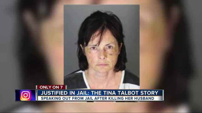 Talbot speaks from jail after murder conviction, says she killed husband for the safety of her son, herself