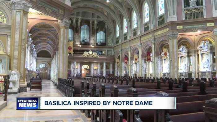 Members of OLV Basilica reflect on Notre Dame fire