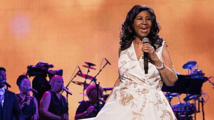 Aretha Franklin Becomes First Woman To Win Pulitzer Price Special Citation