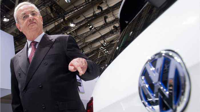 Former VW CEO Winterkorn Charged With Fraud