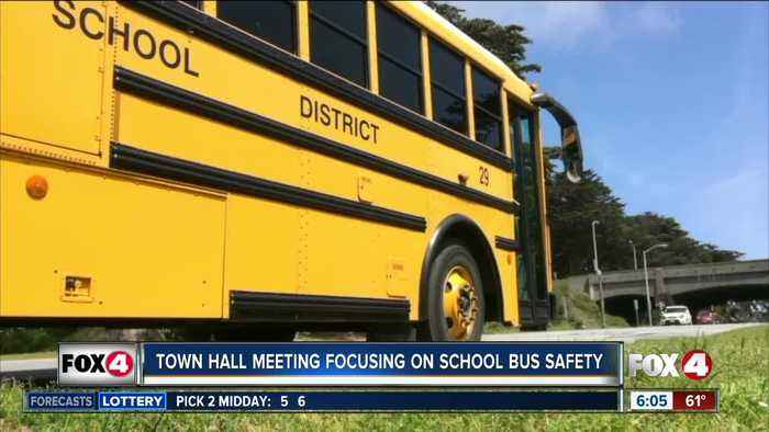Focus Lee County >> Town Hall Meeting Tuesday Will Focus On School One News