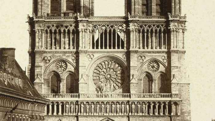 Paris' Notre Dame Cathedral Has a History of Disrepair