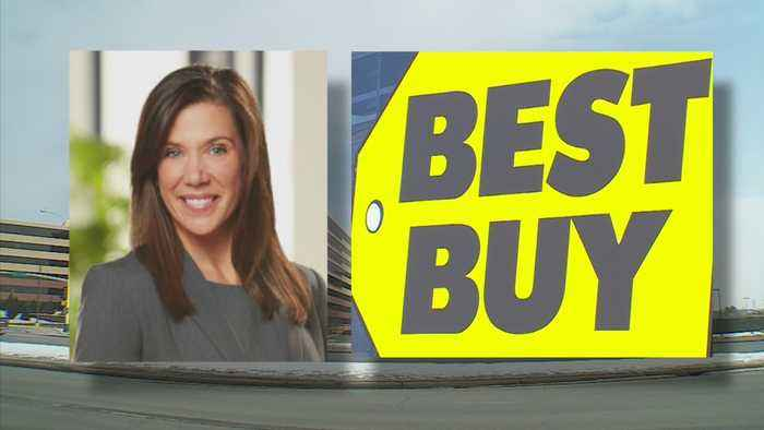 Best Buy CFO Corie Barry To Become Chief Executive Officer