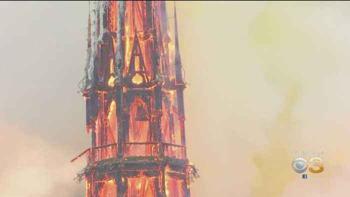 Philadelphia Art Community Reacts To Notre Dame Cathedral Fire