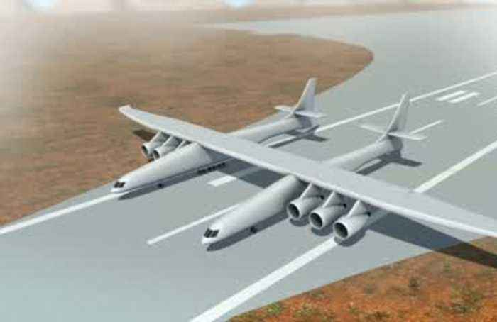 Stratolaunch aircraft takes flight for the first time