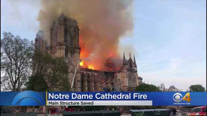 Notre Dame Fire Leaves Coloradans In Shock