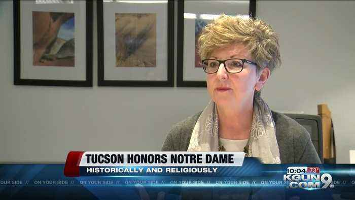Norte Dome, honored in Tucson for history and Catholicism