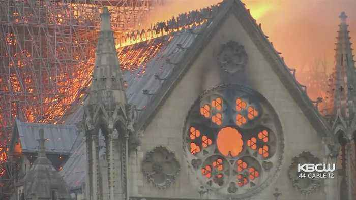 French Nationals Living In Bay Area React To Devastation Of Notre Dame Fire