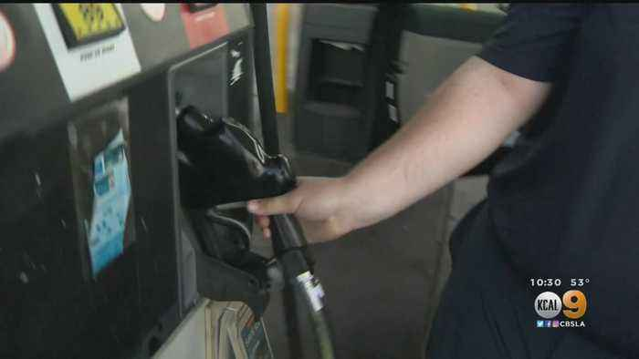 Pain At Pump: Highest Gas Prices In Years