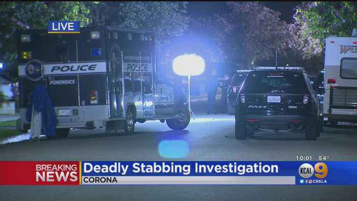 Stabbing In Corona Leaves 1 Dead And Multiple Injured