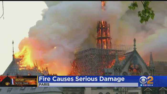 LA Locals Share Heartbreak Over Notre Dame Cathedral Fire