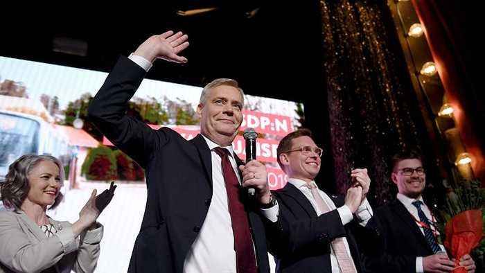 Raw Politics in full: left-wing victory in Finland and yellow-vest response