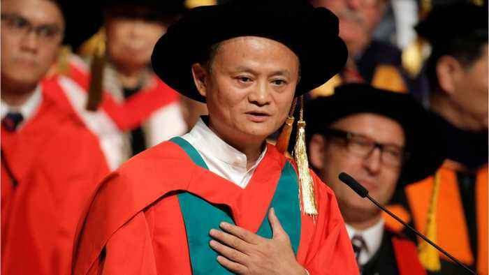 Jack Ma Supports12-Hour Workdays