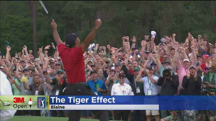 The 'Tiger Woods Effect' Is A Very Real Thing In The Golf Industry