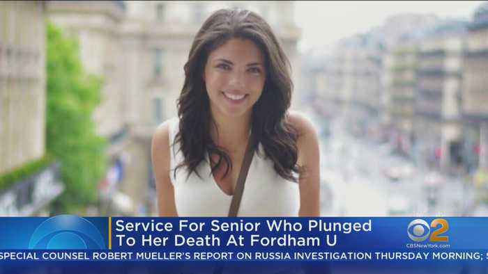 Memorial Planned For Fordham Student Who Fell To From Clock Tower